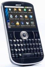 Galeria de fotos do telemóvel Acer beTouch E130