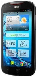 Galeria de fotos do telemóvel Acer Liquid E2 Duo