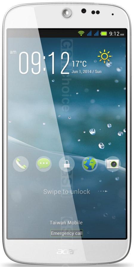 Acer Liquid Jade Plus HM.HH1EG.001