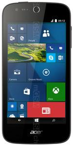 Galerie photo du mobile Acer Liquid M330