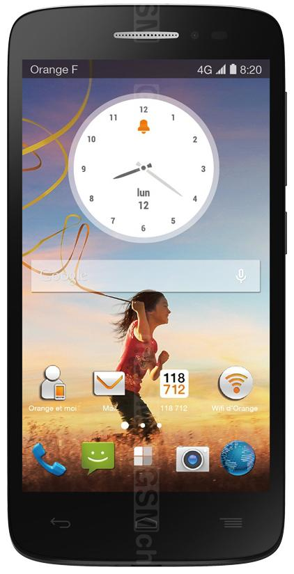 Alcatel Orange Roya