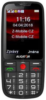 Galerie photo du mobile Aligator A890 GPS Senior