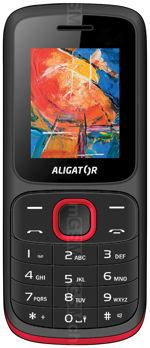 The photo gallery of Aligator D210