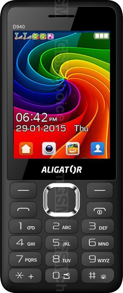 Aligator D940