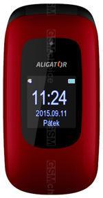 The photo gallery of Aligator V600 Senior