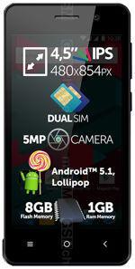 Baixar firmware Allview A6 Duo. Atualizando para o Android 8, 7.1
