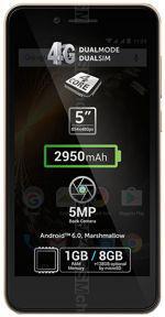 Baixar firmware Allview P6 Energy Mini. Atualizando para o Android 8, 7.1
