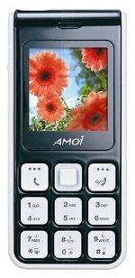 The photo gallery of Amoi A310