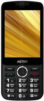 Galeria de fotos do telemóvel Astro A167