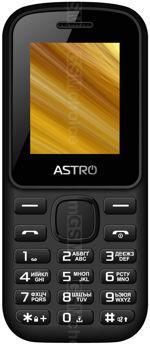 Galeria de fotos do telemóvel Astro A171