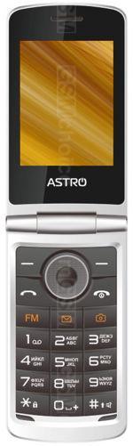 Galeria de fotos do telemóvel Astro A284