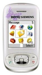 Galerie photo du mobile BenQ-Siemens AL26