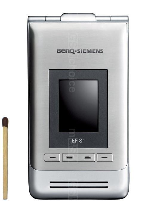 BenQ-Siemens EF81