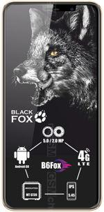 The photo gallery of Black Fox B6 Fox