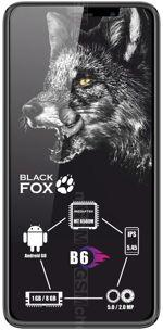 Galerie photo du mobile Black Fox B6