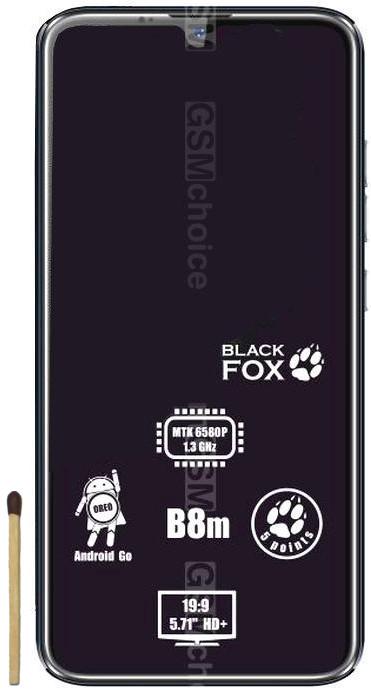 Black Fox B8M