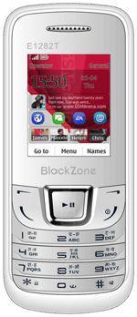 Galeria de fotos do telemóvel BlackZone E 1282T