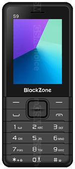 Galerie photo du mobile BlackZone S9