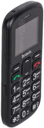 Galeria de fotos do telemóvel Bravis C181 Senior