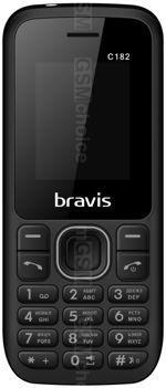 Galeria de fotos do telemóvel Bravis C183 Rife