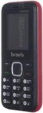 Galeria de fotos do telemóvel Bravis C184 Pixel