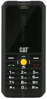 The photo gallery of CAT B30