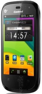 Télécharger firmware Coolpad 8026. Comment mise a jour android 8, 7.1