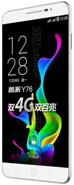 How to root Coolpad Y76