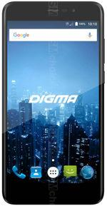 The photo gallery of Digma CITI POWER 4G