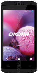 The photo gallery of Digma LINX A401 3G
