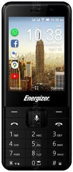 The photo gallery of Energizer E280s