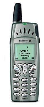 相册 Ericsson R520m