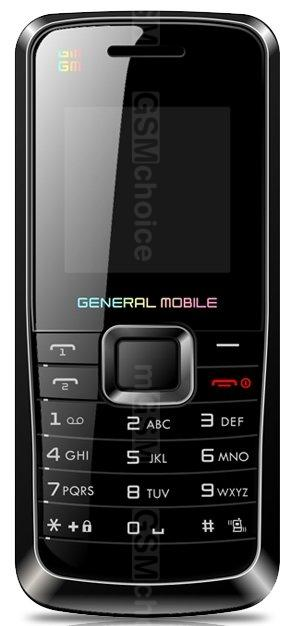 General Mobile DST13