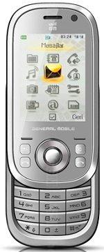 Galería de imágenes de General Mobile DST3G Smart