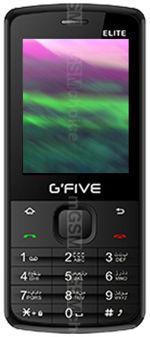 Gallery Telefon GFive Elite