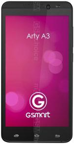 How to root Gigabyte GSmart Arty A3