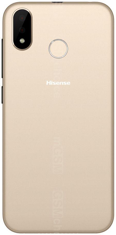 Hisense Infinity E9 photo gallery - Photo 03 :: GSMchoice com