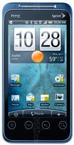 Télécharger firmware HTC EVO Shift 4G. Comment mise a jour android 8, 7.1