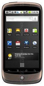 Télécharger firmware HTC Google Nexus One. Comment mise a jour android 8, 7.1