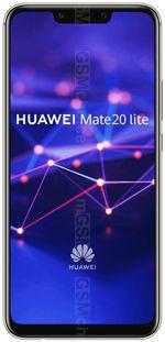 Galerie photo du mobile Huawei Mate 20 Lite