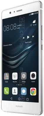 The photo gallery of Huawei P9 Lite