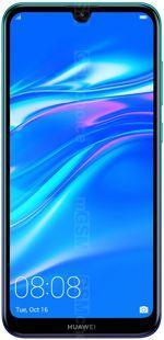 Galeria de fotos do telemóvel Huawei Y7 2019