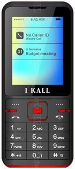 Galeria de fotos do telemóvel I Kall K37 Gold Series