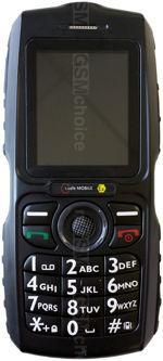 Galerie photo du mobile i-safe Mobile Challenger 2.0