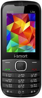 Galeria de fotos do telemóvel I-Smart IS-203i