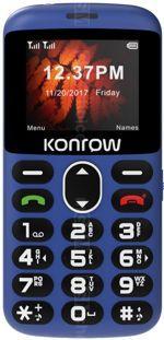 Galeria de fotos do telemóvel Konrow Senior