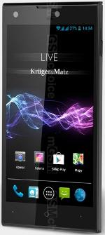 Получаем root Kruger&Matz Live 2 LTE
