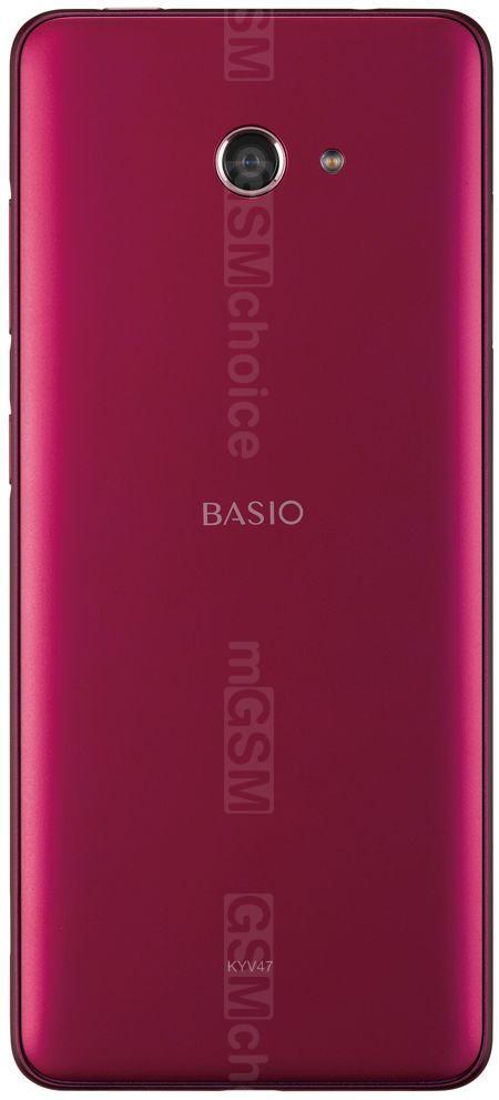 Kyocera Basio 4