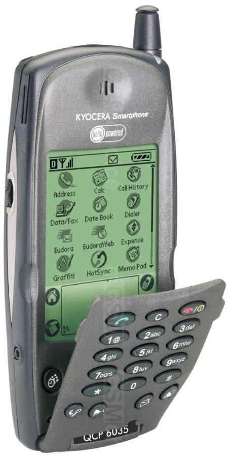 Kyocera QCP6035 photo gallery - Photo 01 :: GSMchoice com