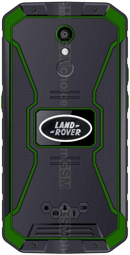 Land Rover XP9800